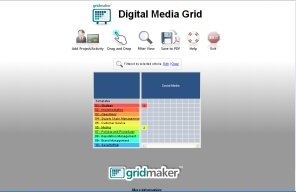 Digital Media Grid - Outstanding Actions
