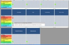 Digital Media Grid - Updated with an action