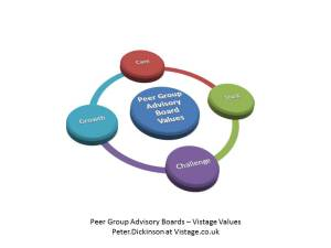 Peer Group Advisory Boards - Values